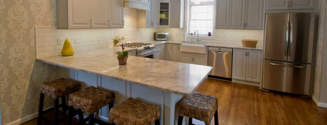 Capital Kitchen & Bath Remodeling Services in Concord NH